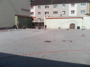 Dlažby - Šatlava